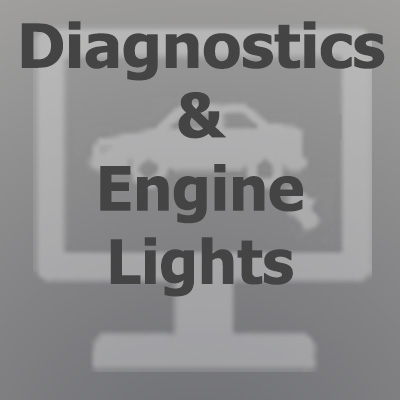 Diagnostics & engine lights