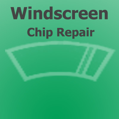 Windscreen chip repair
